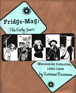 Fridge-Mag: The Early Years envelope